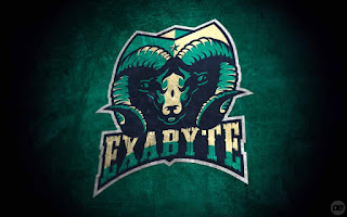Exabyte Logo (aekro) logo squad ml keren