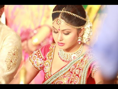 Sritha-sivadas-on-wedding