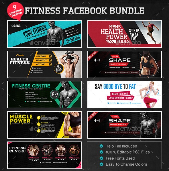 Fitness FB Bundle