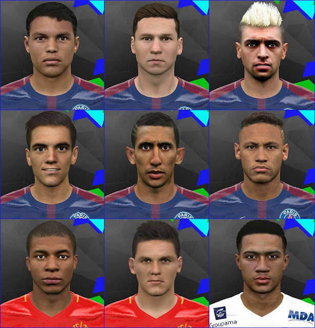 Pes2016 professionals patch 2019 v5.3