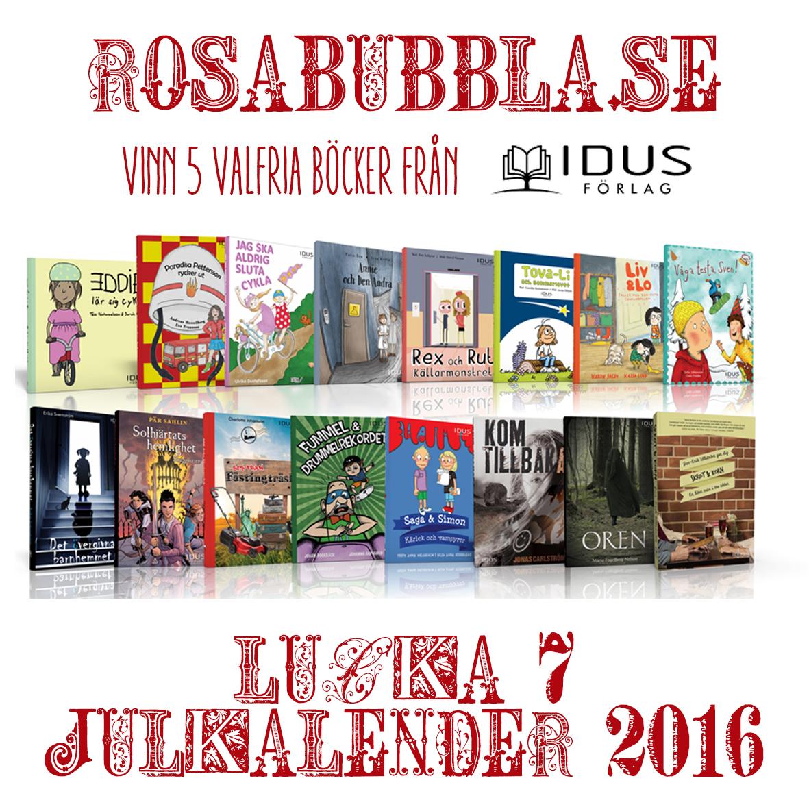 RosaBubbla.se: RosaBubblas Julkalender: Lucka 13