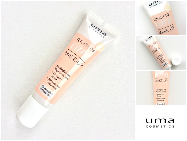 UMA COSMETICS Fondation Touch of Care Make-Up