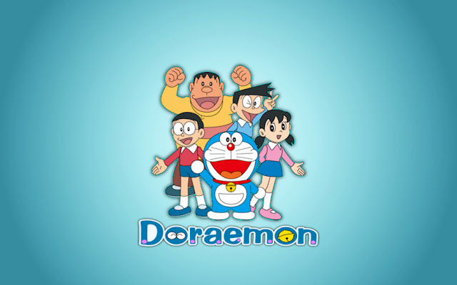 Doraemon And His Friends 1080p HD Wallpapers