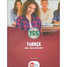 Kida Eğitim YGS Türkçe Özel Ders Anlatımı (2017)