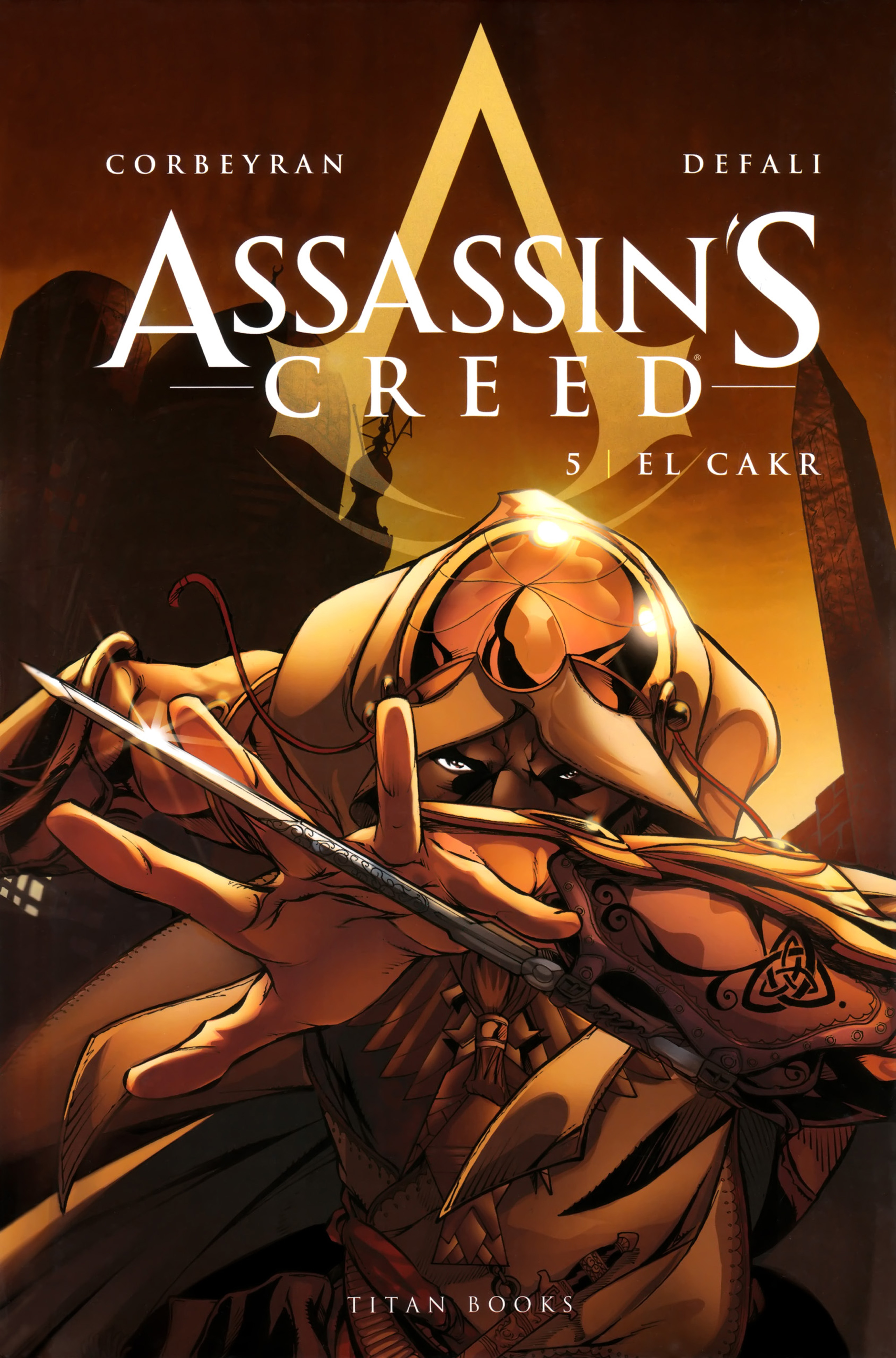 Read online Assassin's Creed (2012) comic -  Issue #5 - 1