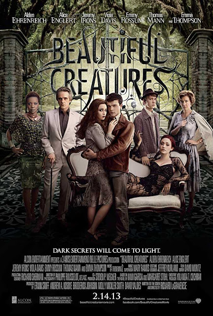 poster Beautiful Creatures 2013