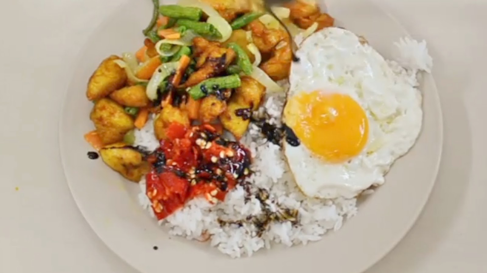 ayam ayam masak kunyit berkuah Resepi Nasi Goreng Daging Azie Kitchen Enak dan Mudah