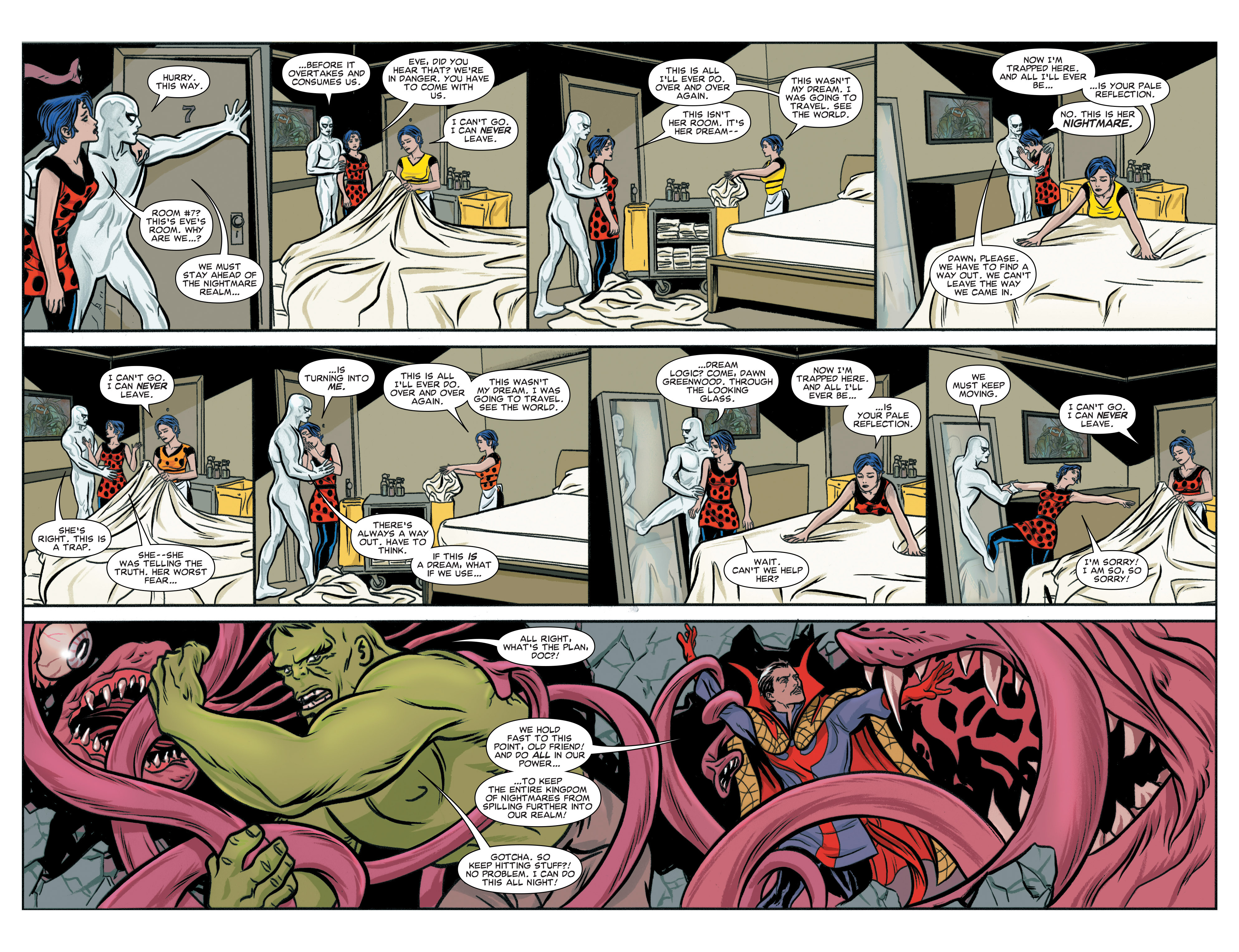 Read online Silver Surfer (2014) comic -  Issue #5 - 11