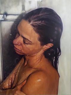 pintura-hiperrealista-caras-con-agua
