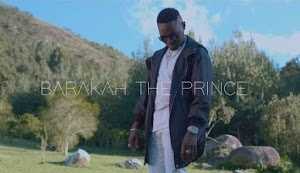 Download  new Video by Barakah The Prince - Nimekoma
