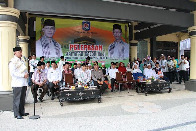 JCH Kota Dilepas Walkot