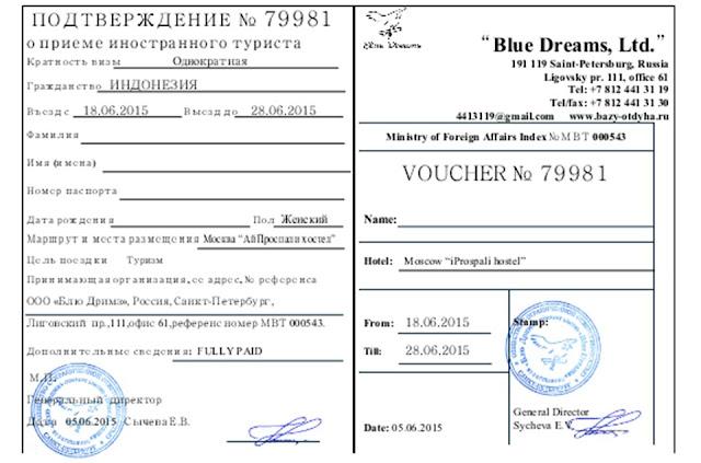 surat resmi pemesanan hotel dalam bahasa inggris rasmi w