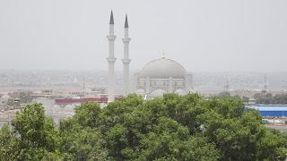 The biggest religious building in Djibouti