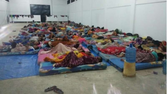 Banjir Pasaman, Tim SAR Evakuasi Ribuan Warga