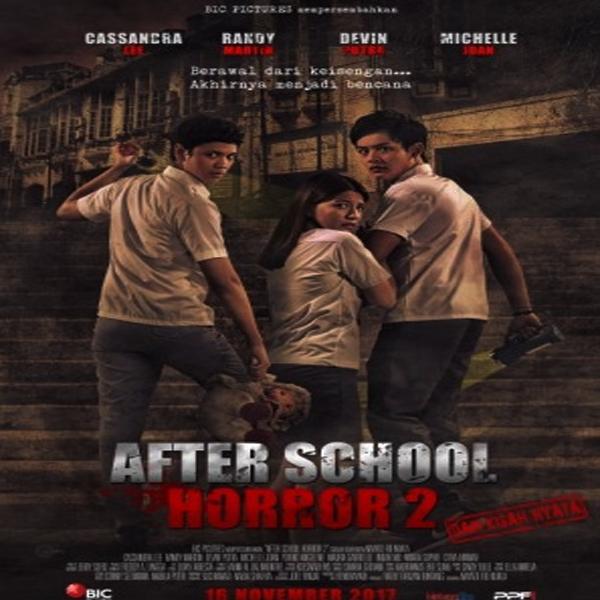 After School Horror 2, After School Horror 2 Synopsis, After School Horror 2 Trailer, After School Horror 2 Review, Poster After School Horror 2