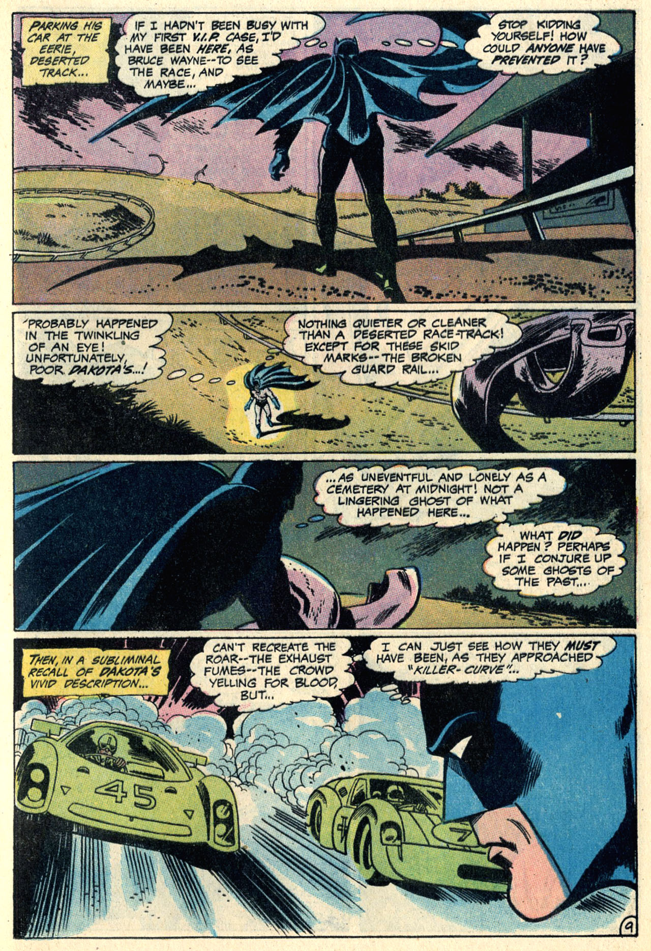 Detective Comics (1937) 394 Page 12
