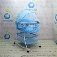 Boks Bayi CareBaby CBD308 Baby Bed Rocker