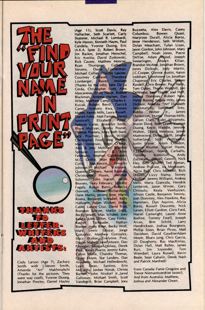 Read online Sonic The Hedgehog comic -  Issue #41 - 17