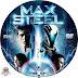 Max Steel DVD Label