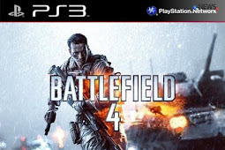 Battlefield 4 PKG [11.5 GB] PS3 HAN