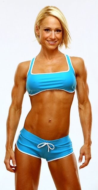 Jamie Eason - Female Fitness Models