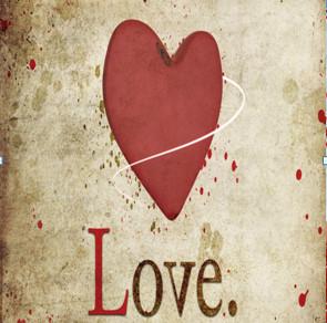 Cute Heart Whatsapp DP Image