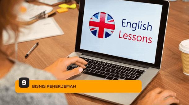 9. Bisnis Penerjemah