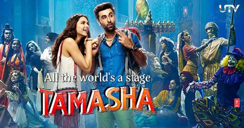 Tamasha - Bollywood Movie Review ~ Miss BaNu StoRy