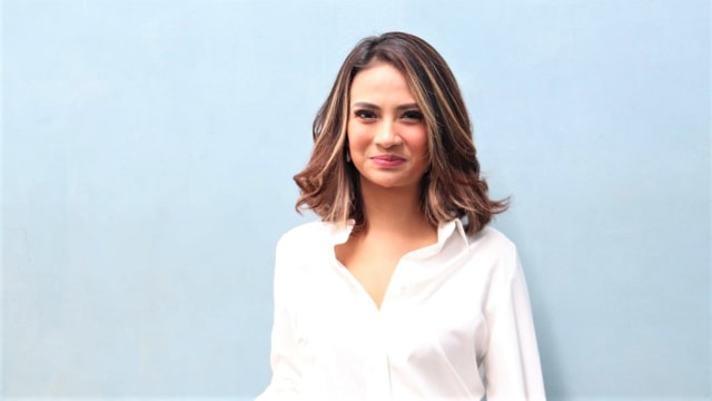 Vanessa Angel Tenangkan Diri di Rumah Adik Jane Shalimar