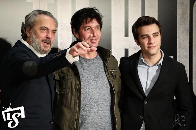 Photocall de 'Tu Hijo' con José Coronado, Miguel Ángel Vivas y Pol Monen