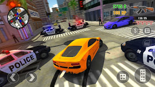 Clash of Crime Mad City War Go Mod Unlimited Money