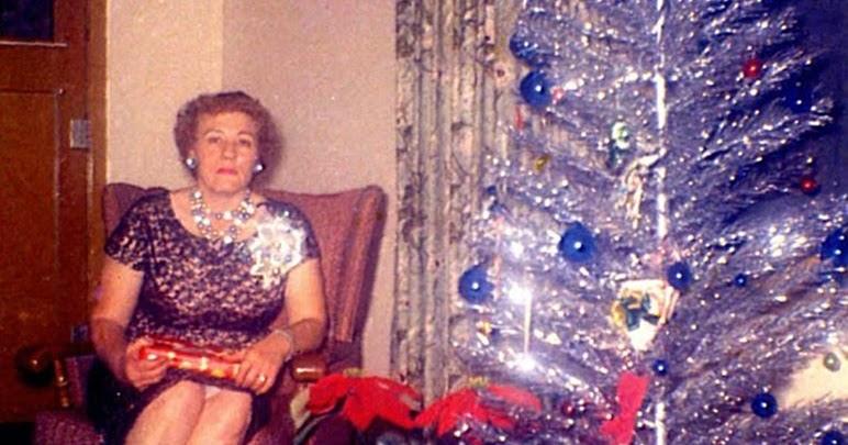 Retro Aluminum Christmas Trees