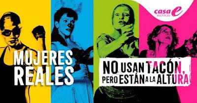 Ciclo de Mujeres reales 2017 Casa E