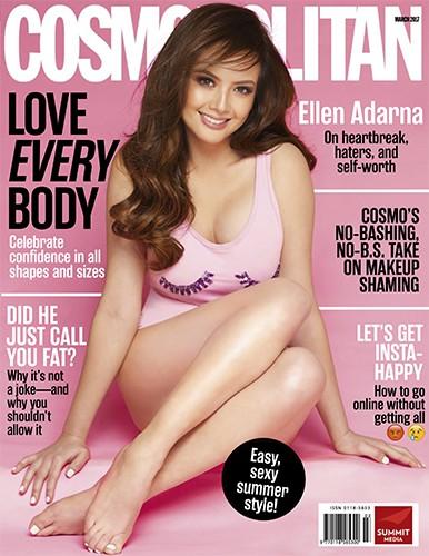 Ellen Adarna Cosmopolitan March 2017