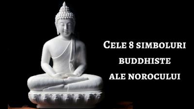Cele 8 simboluri ale norocului in buddhism