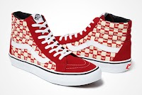 Supreme X Vans Checker Logo Pack
