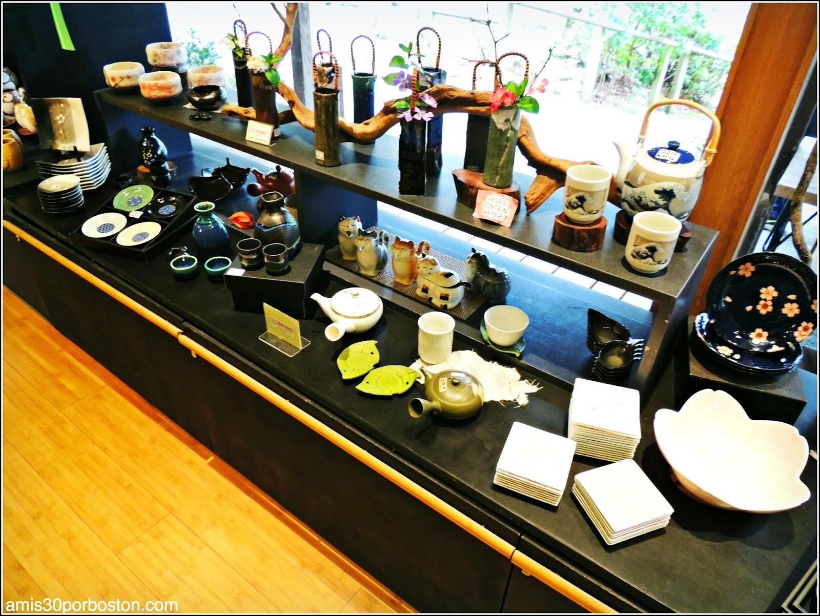 Tienda Japanese Tea Garden: San Francisco