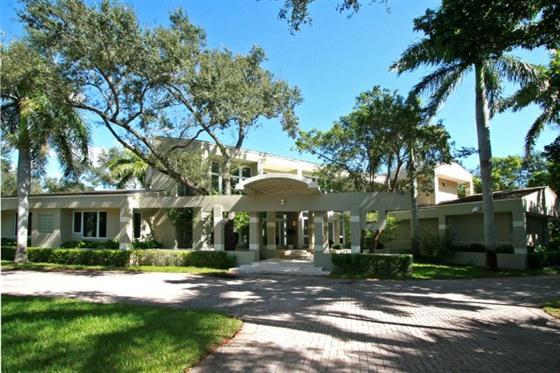 Contemporary Home Design Luxury In Miami, Florida - House ...