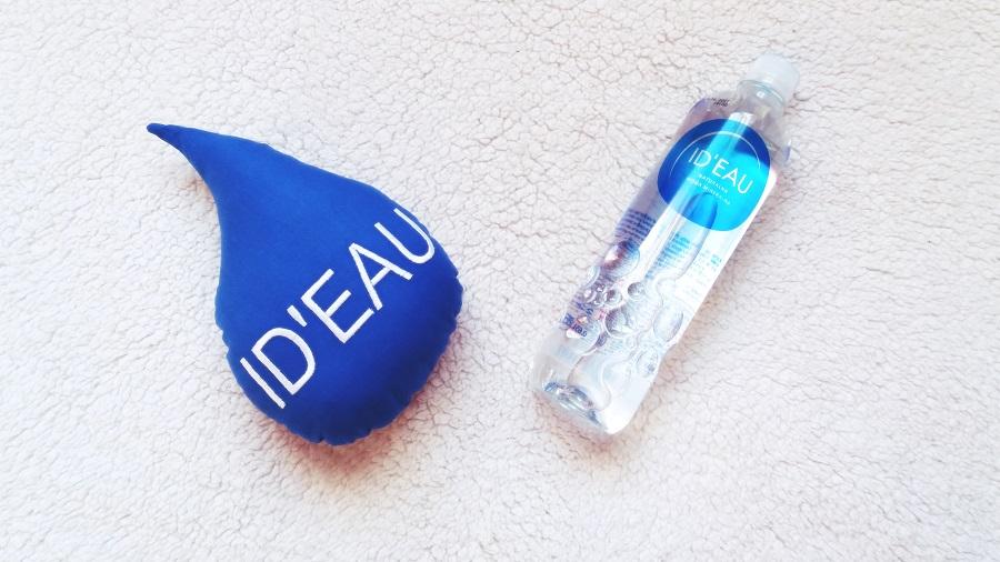 Woda wodzie nie równa. Id'eau - woda, która może więcej.