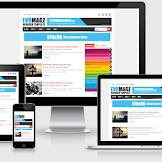 Download EvoMagz v4.7 Blogger Template Premium