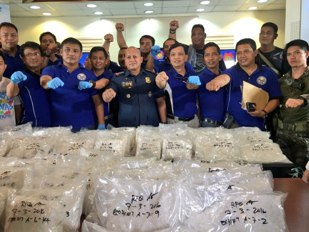 Cops got seized PhP 1 billion worth of shabu in Cagayan