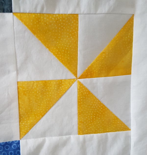 Pinwheel Irish Chain | DevotedQuilter.com