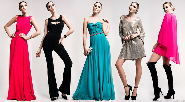 Vestidos de fiesta invierno. Looks de fiesta para mujer. Moda fiestas. Vestidos de fiesta largos, vestidos de fiesta cortos. Monos de fiesta.