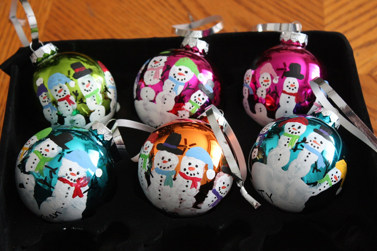 Honey Mommy: More Christmas Craftiness: Preschool ...