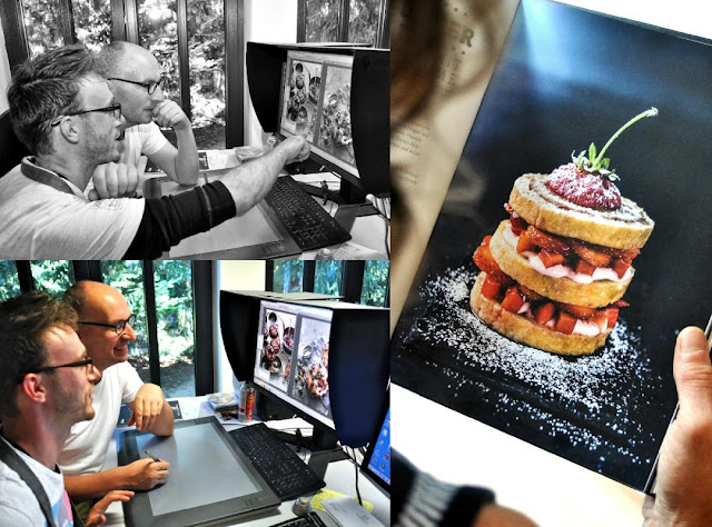 Kochbuchautor Manuel Weyer und Fotograf Mathias Neubauer