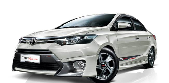 Interior New Yaris Trd 2018 Toyota Sportivo Modif Vios Review | Reales