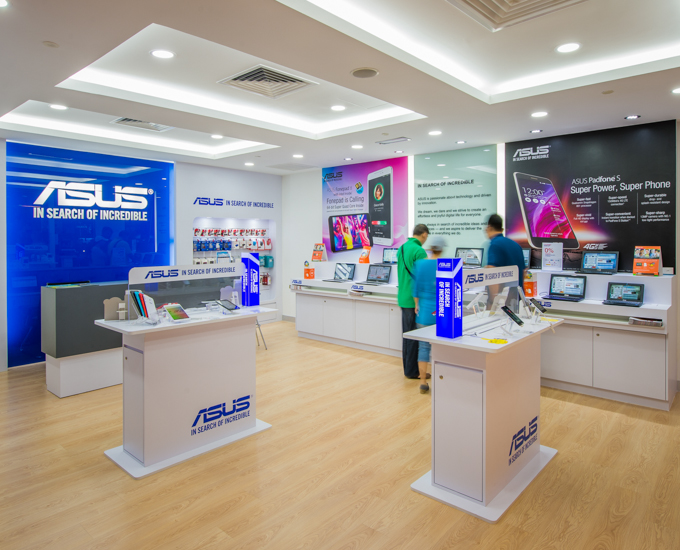 Asus Service Centers In India September 2015
