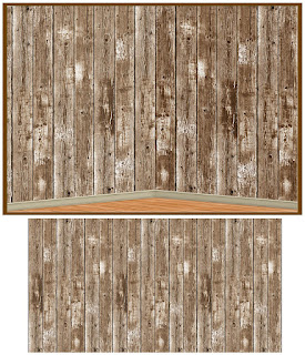 Barn Siding Back