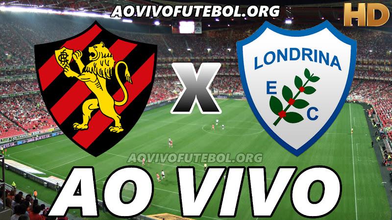 Sport x Londrina Ao Vivo Hoje em HD