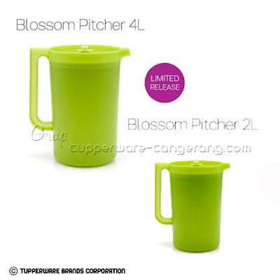 Pitcher 2L dan 4L ~ Katalog Tupperware Promo Mei 2016